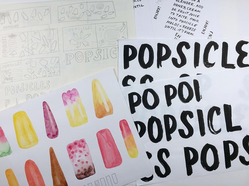 popsicles-skizzen