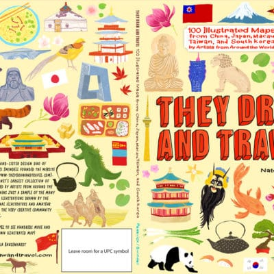 They Draw And Travel – East Asia